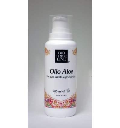 Olio Aloe 200 ml